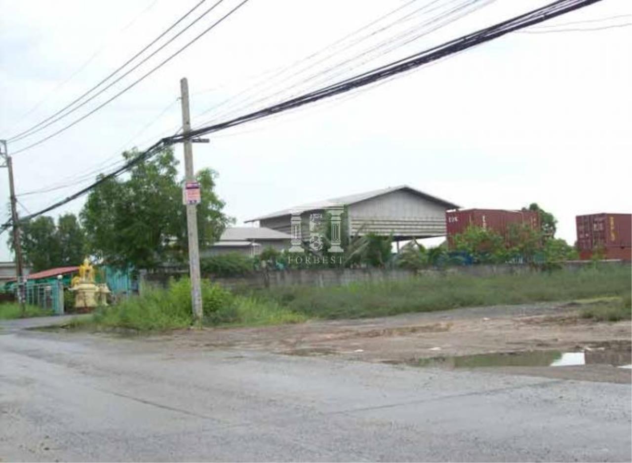 Forbest Properties Agency's 30536 - Land for sale, Kingkaew road. 3-3-03 rai, 4