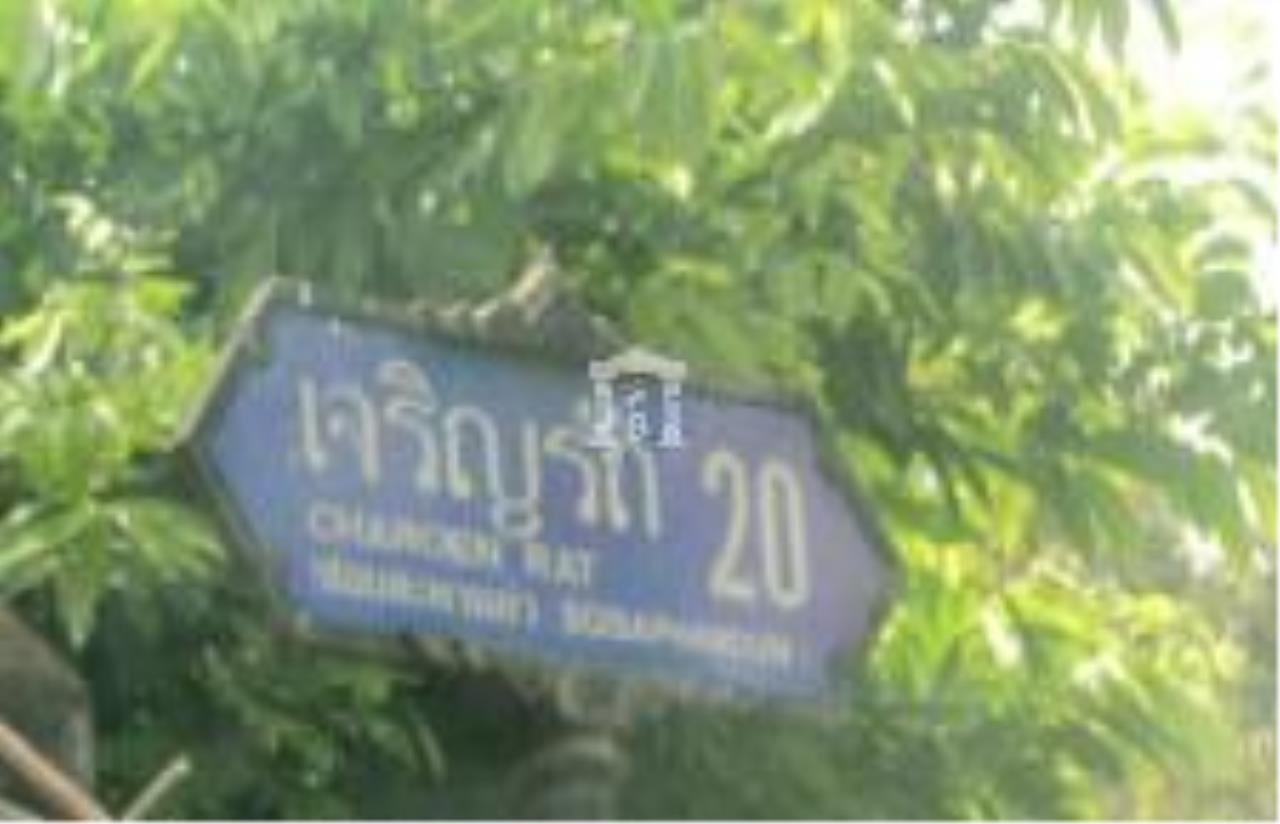 Forbest Properties Agency's 33344 - Land for Sale Charoennakorn Road. 3 rai 219 sq.w.  1