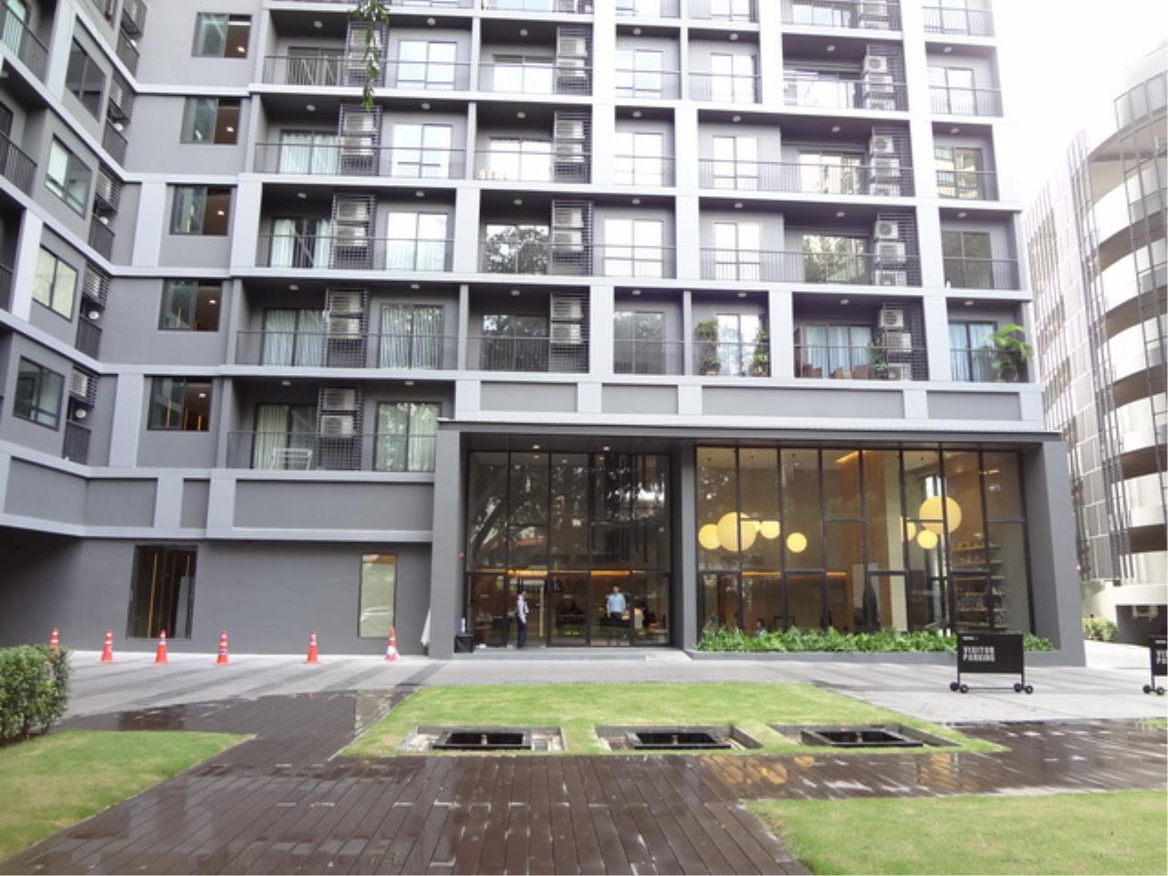 Forbest Properties Agency's 33694 - For Rent The Seed Mingle Condominium ,South Sathorn Road Soi 3 9