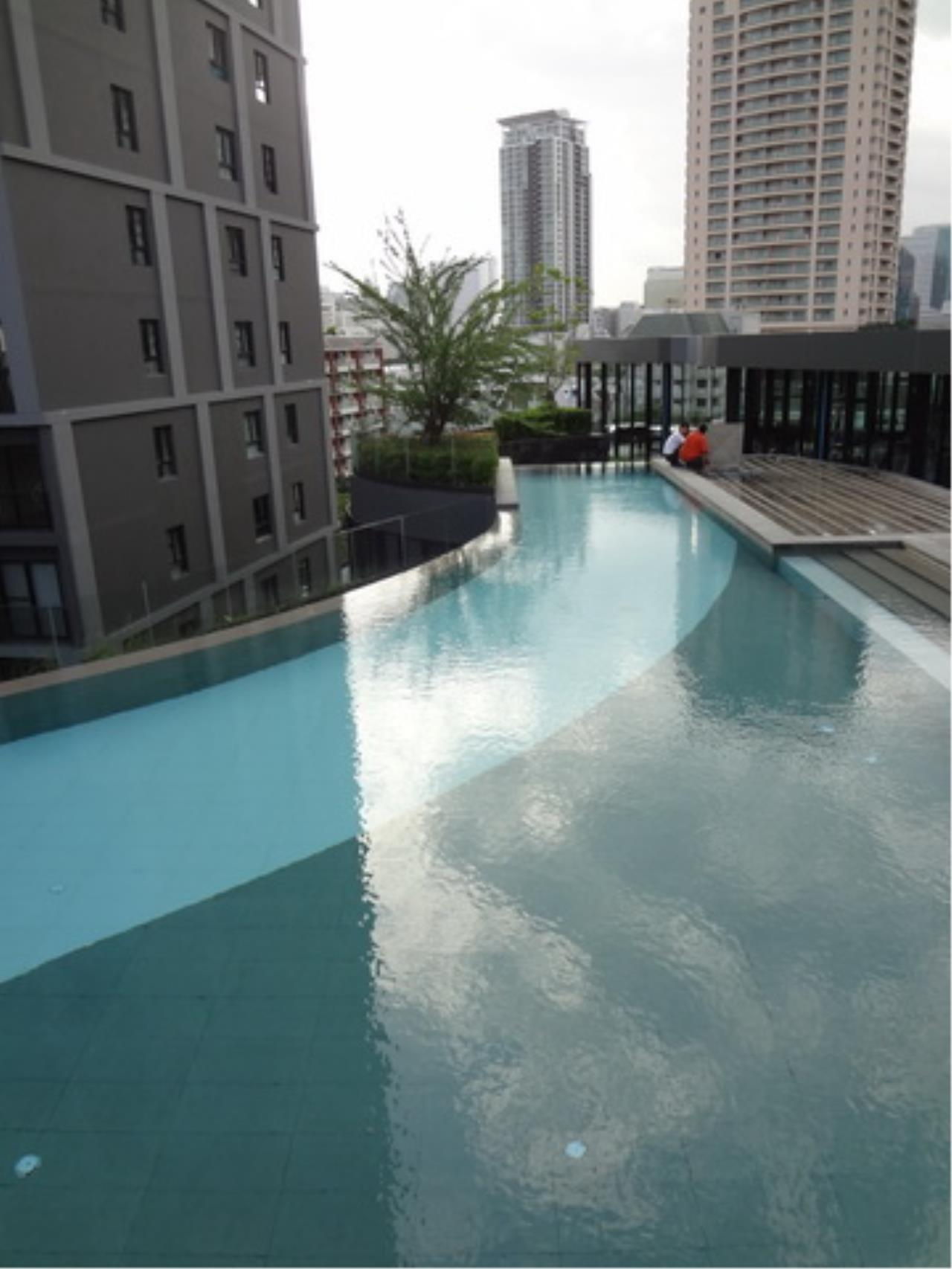 Forbest Properties Agency's 33694 - For Rent The Seed Mingle Condominium ,South Sathorn Road Soi 3 16