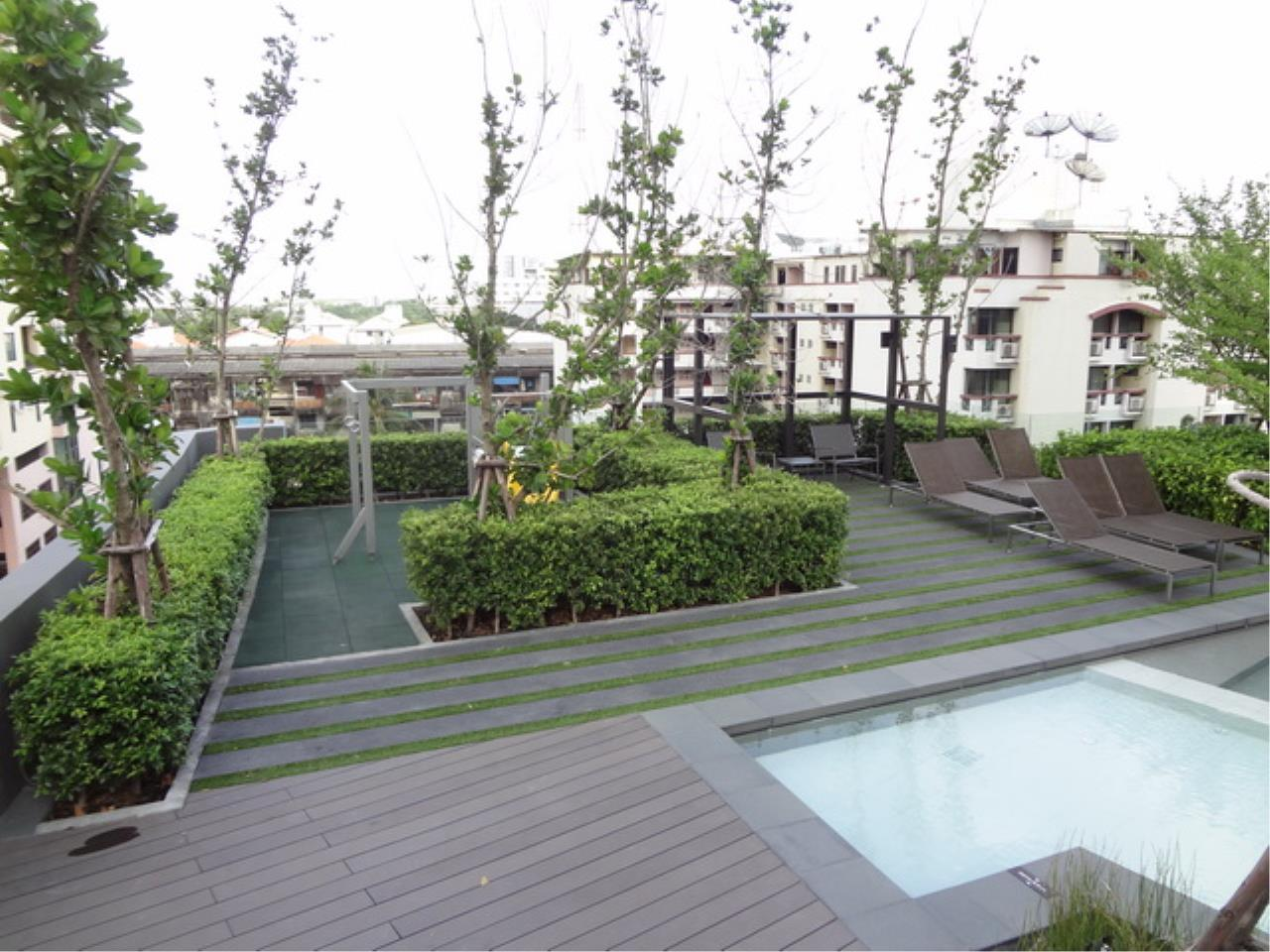 Forbest Properties Agency's 33694 - For Rent The Seed Mingle Condominium ,South Sathorn Road Soi 3 17