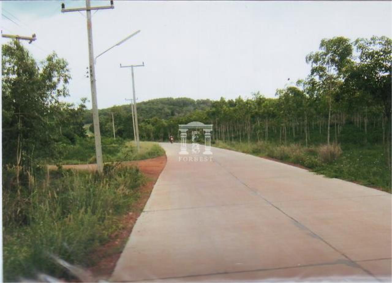 Forbest Properties Agency's 35359 - Land For Sale, in Nadee district, Prajeenburi province, land size 198 rai 73 sq.wa. 2