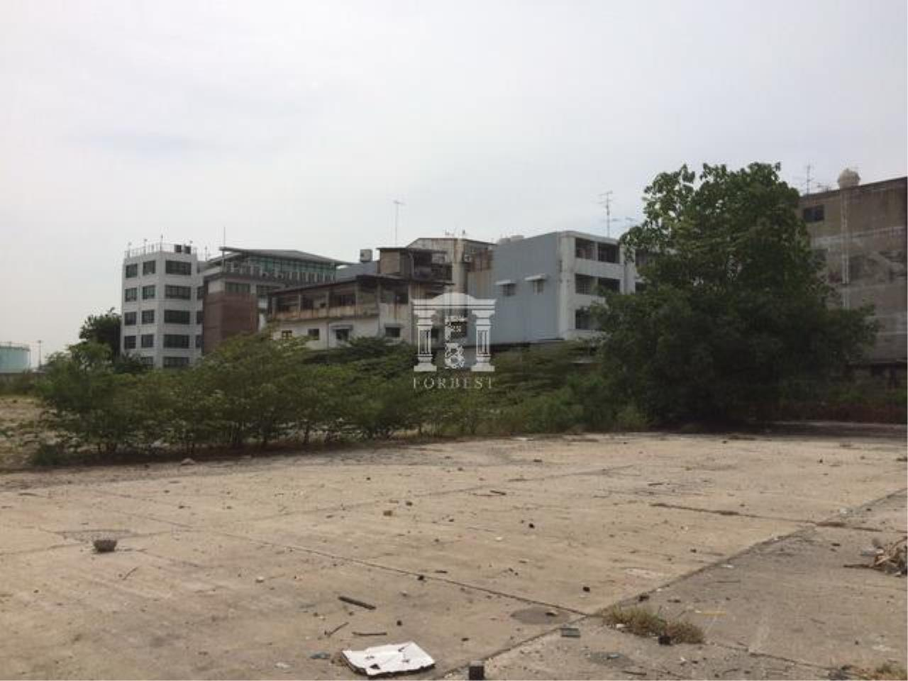 Forbest Properties Agency's 35494-Land for sale, onSukhumvit road 2