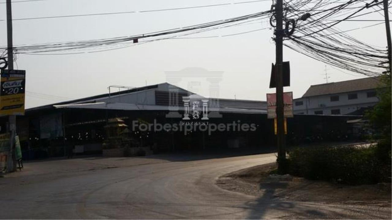 Forbest Properties Agency's 36368-Land for sale, on Anamai Ngamcharoen rd., 6 rai 129.30 sq.wa. 2