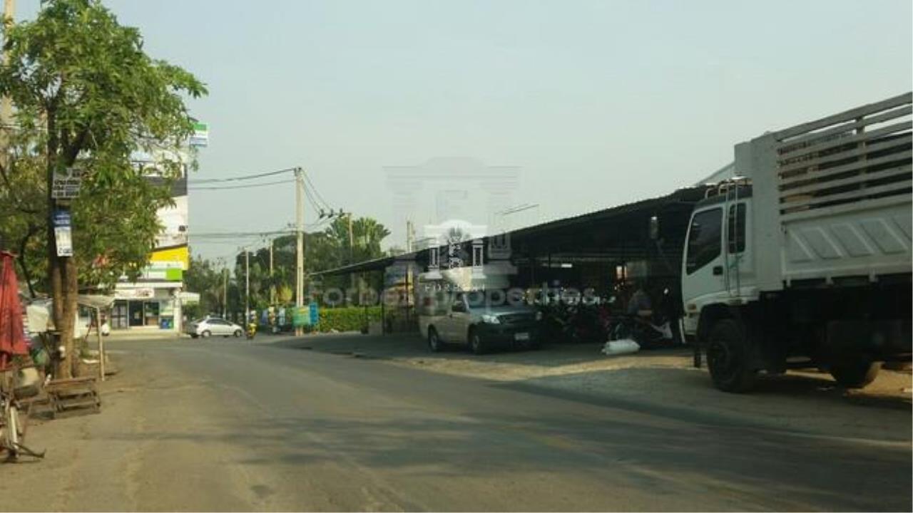 Forbest Properties Agency's 36368-Land for sale, on Anamai Ngamcharoen rd., 6 rai 129.30 sq.wa. 3