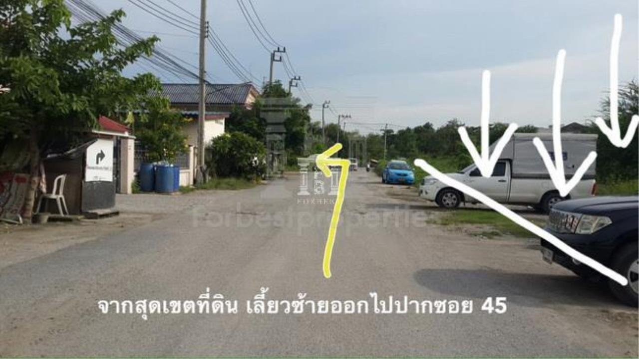 Forbest Properties Agency's 36843 - Land for Sale Chalermprakiat Rama 9  Road, area 1 Rai 192 sq.m. 3