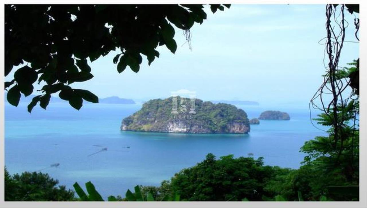 Forbest Properties Agency's 36804-Land for sale, in Krabi province, 9 rai 186.80 sq.wa. 2