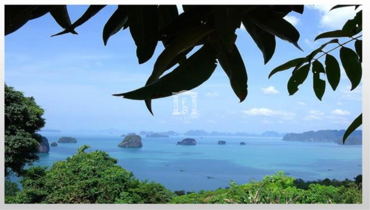 Forbest Properties Agency's 36804-Land for sale, in Krabi province, 9 rai 186.80 sq.wa. 4