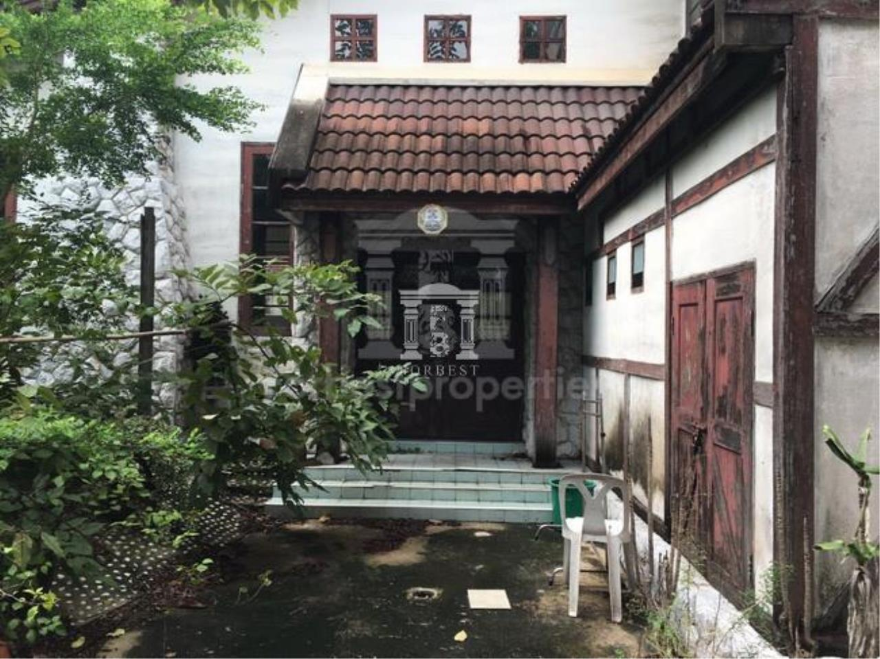 Forbest Properties Agency's 36946-Land for sale, on Sukhumvit 107 rd., 300 sq.wa. 3
