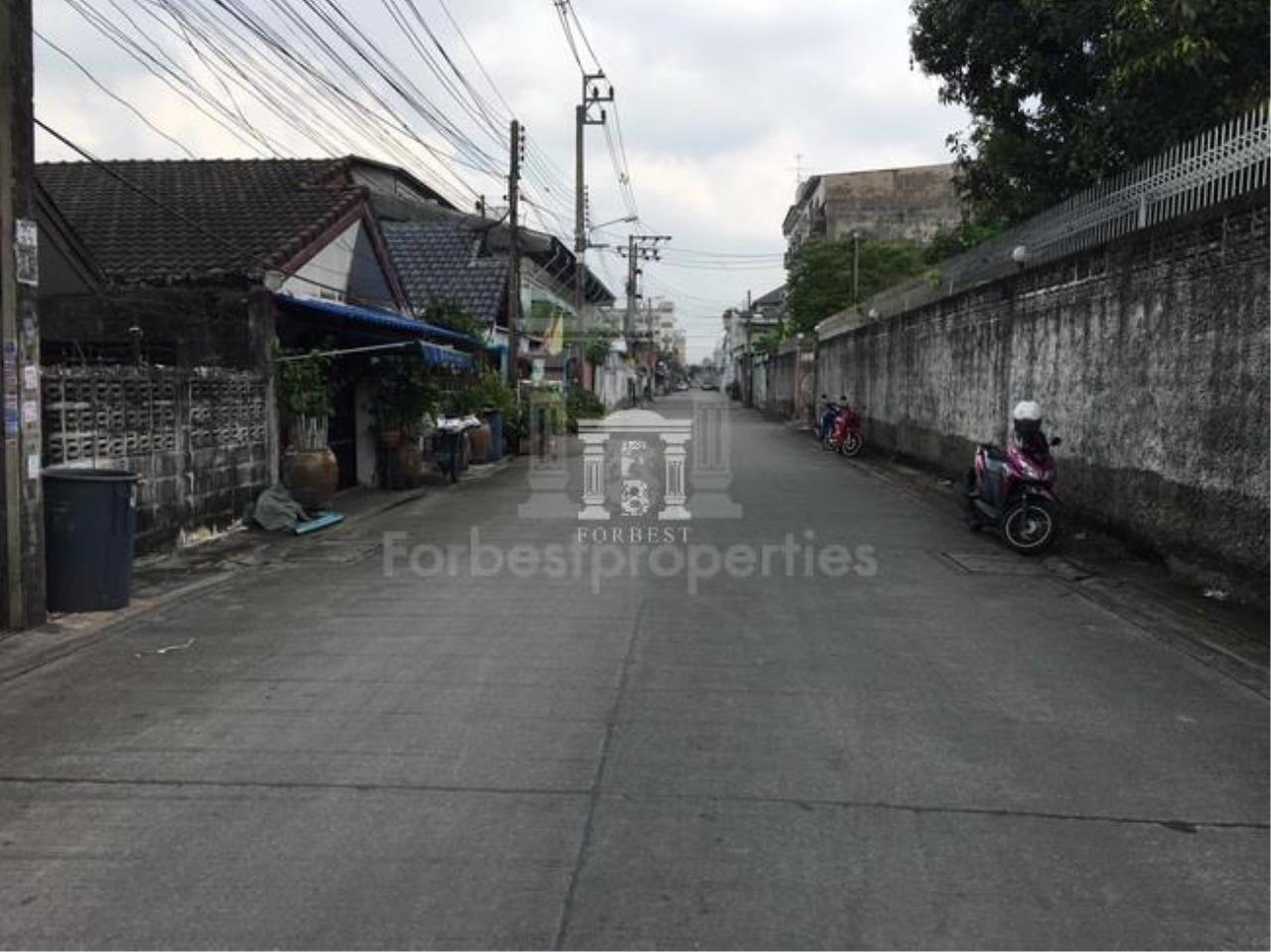 Forbest Properties Agency's 36946-Land for sale, on Sukhumvit 107 rd., 300 sq.wa. 6