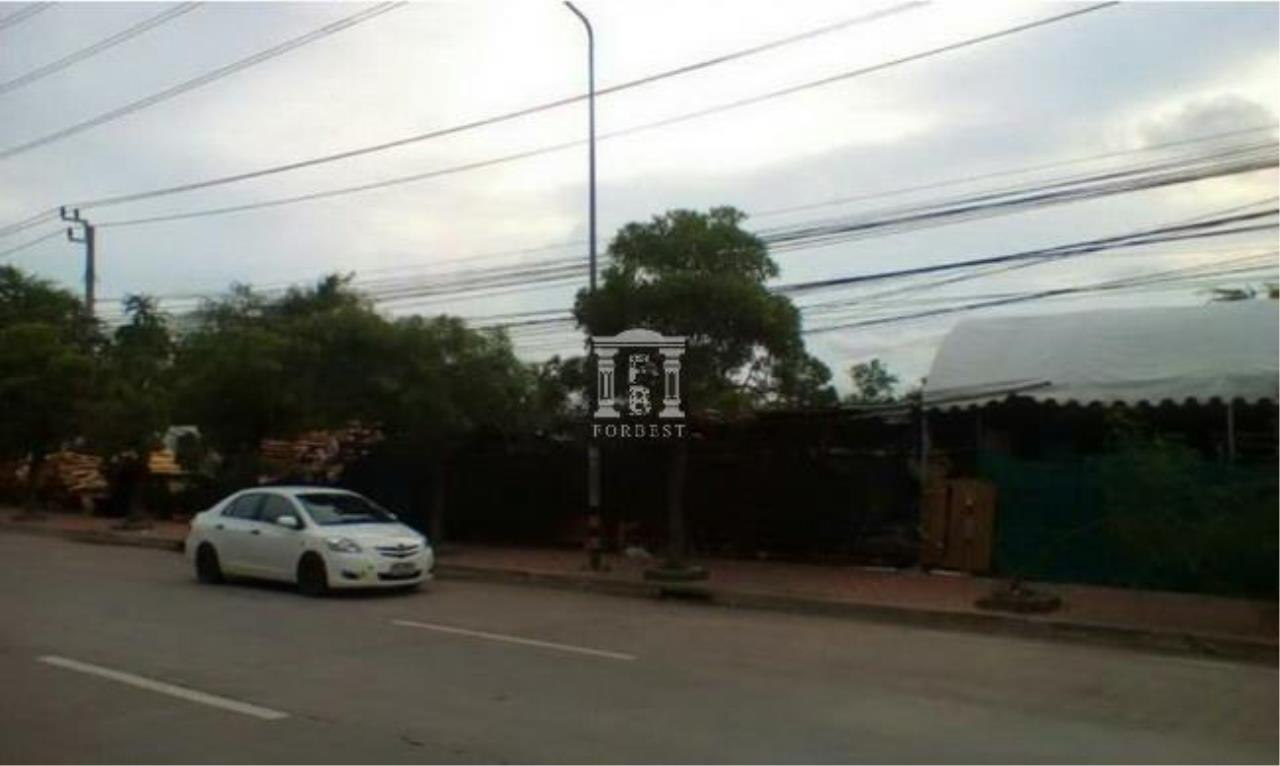 Forbest Properties Agency's 36805-Land for sale, on Bangna-Trad km.12 rd., 6 rai  3