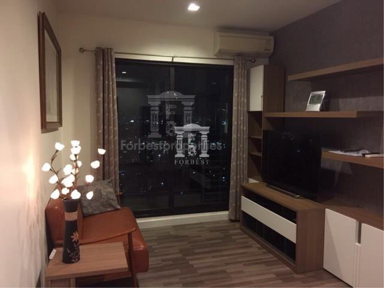 Forbest Properties Agency's 37046 - For rent The Seed Mingle, 26th floor area 38 sq.m. 4