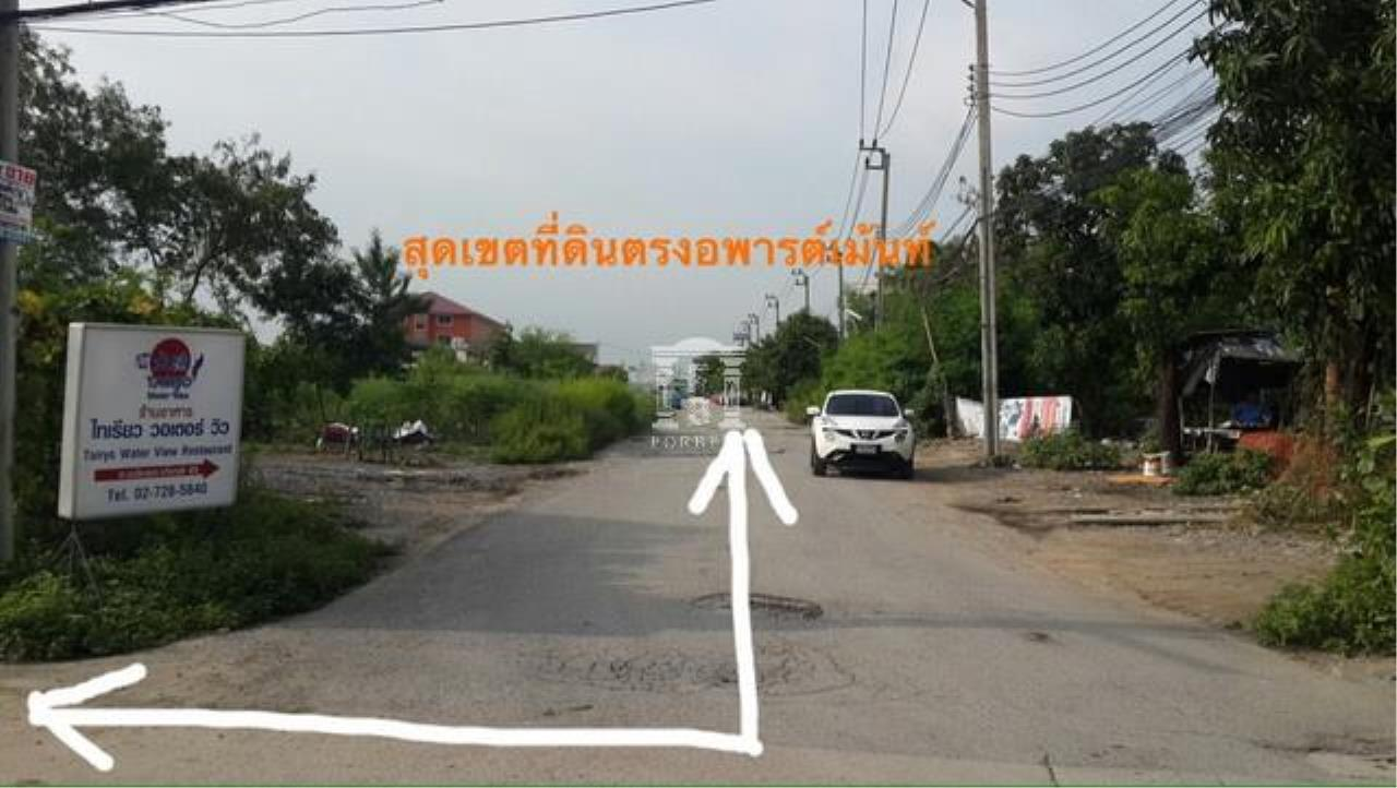 Forbest Properties Agency's 36845-Land for sale, on Chaloem Phra Kiat Ratchagan Thi 9 rd., 4 rai 24 sq.wa. 1