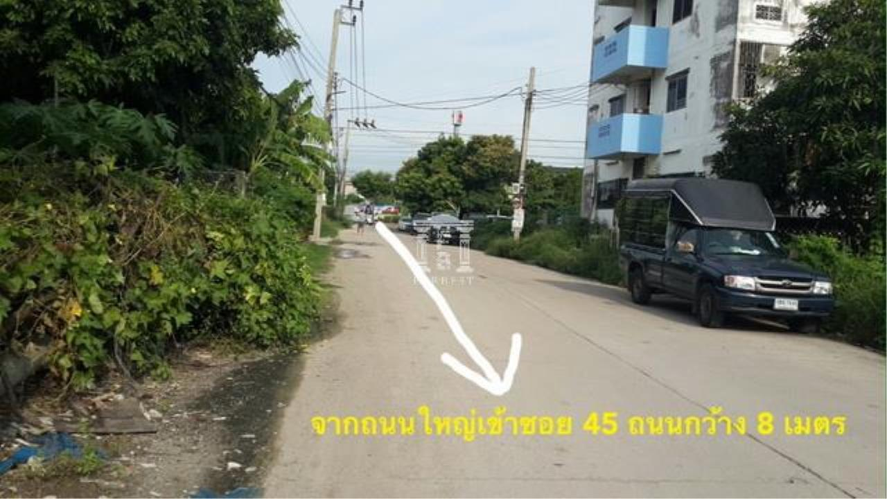 Forbest Properties Agency's 36845-Land for sale, on Chaloem Phra Kiat Ratchagan Thi 9 rd., 4 rai 24 sq.wa. 6