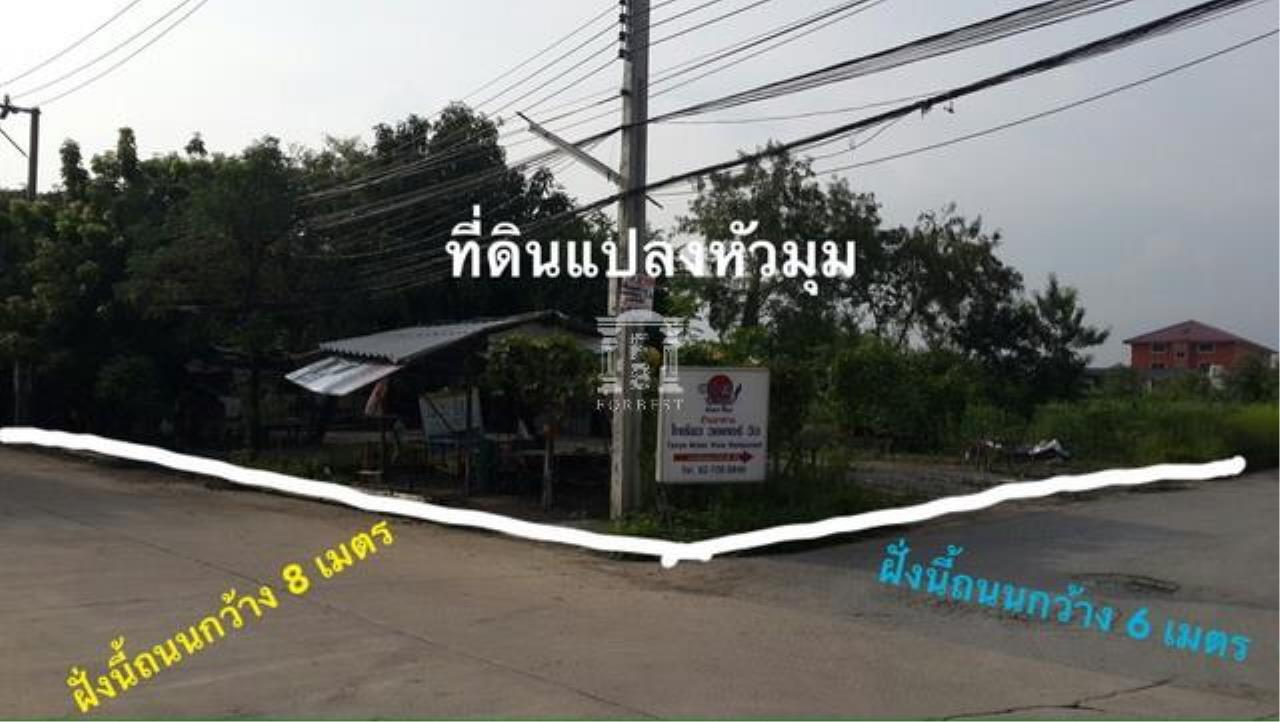 Forbest Properties Agency's 36845-Land for sale, on Chaloem Phra Kiat Ratchagan Thi 9 rd., 4 rai 24 sq.wa. 9