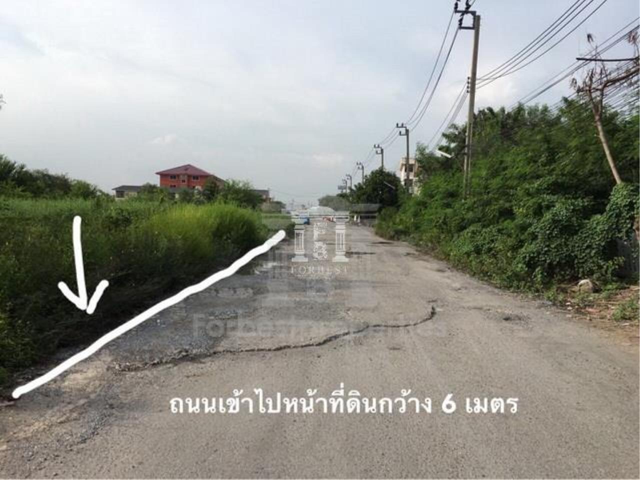 Forbest Properties Agency's 36844-Land for sale, on Chaloem Phrakiat Ratchakan Thi 9 rd., 1 rai 114 sq.wa. 1