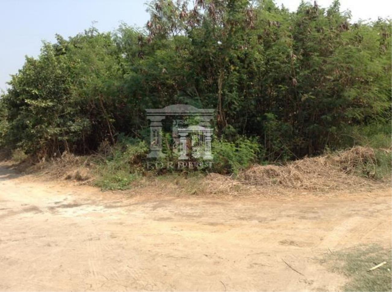 Forbest Properties Agency's 37164-Land For Sale, in Ban Pho district, Chachoengsao province, 4 rai 340 sq.wa. 1