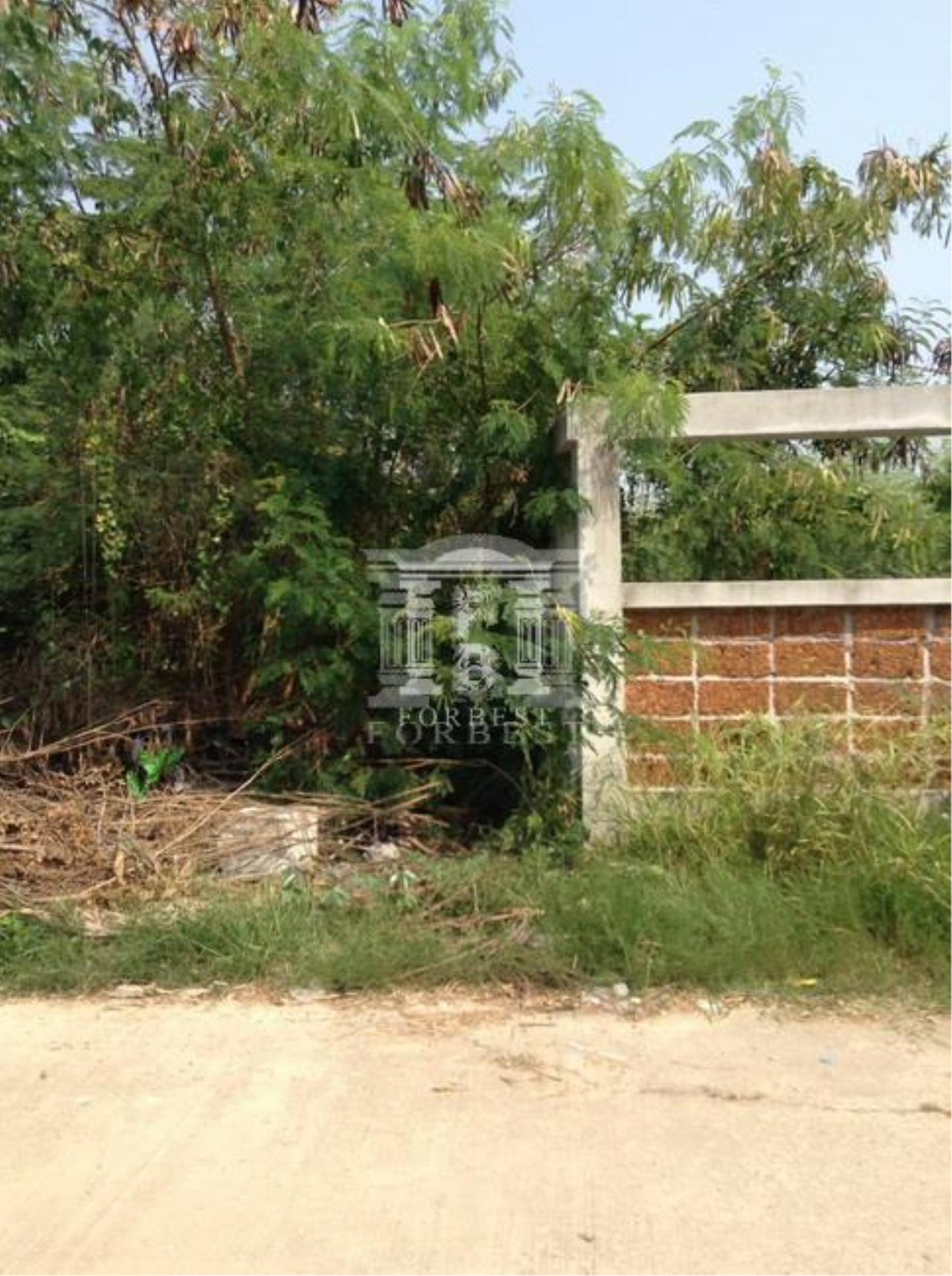 Forbest Properties Agency's 37164-Land For Sale, in Ban Pho district, Chachoengsao province, 4 rai 340 sq.wa. 5