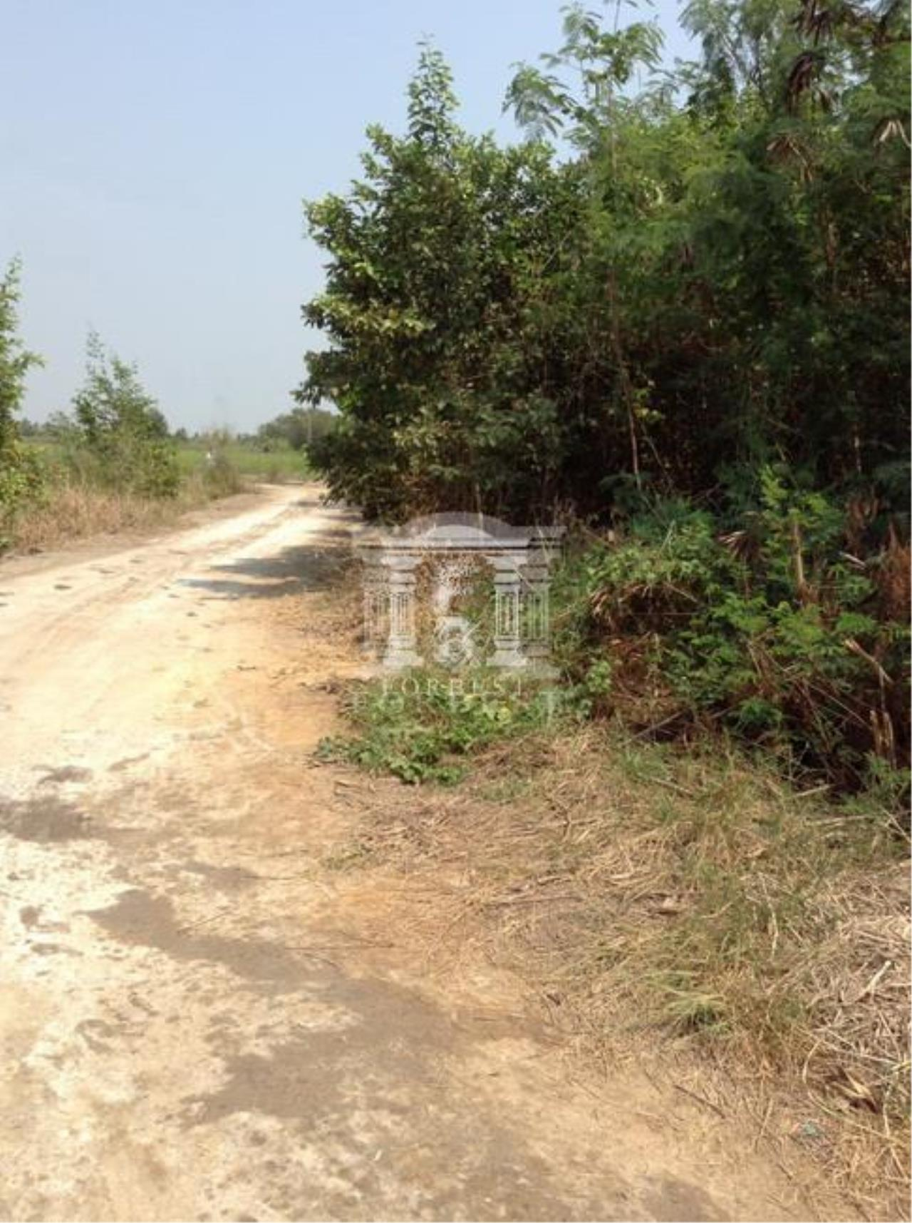 Forbest Properties Agency's 37164-Land For Sale, in Ban Pho district, Chachoengsao province, 4 rai 340 sq.wa. 6