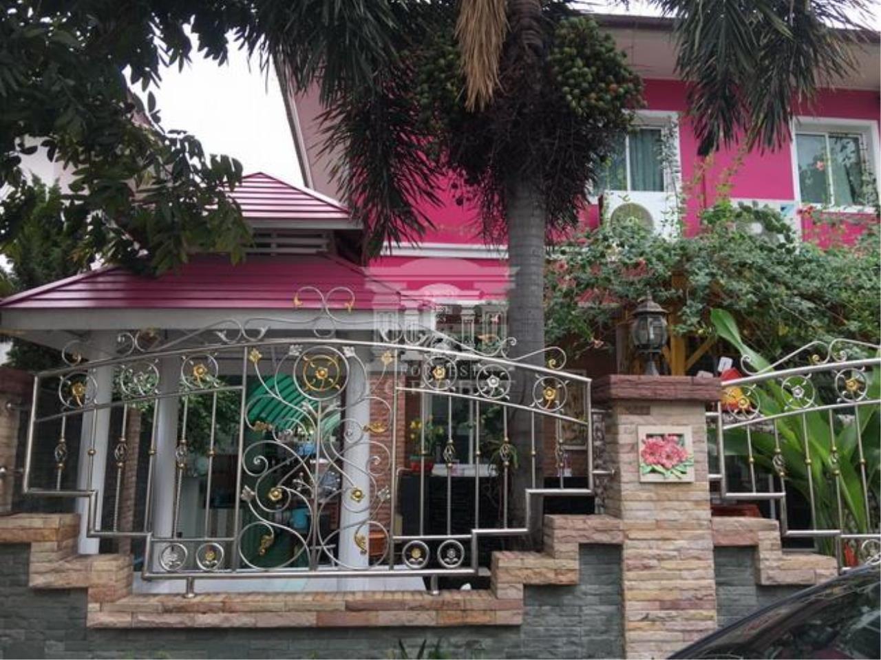 37262-Single house for sale, on Ratchaphruek rd., 69 sq.wa.