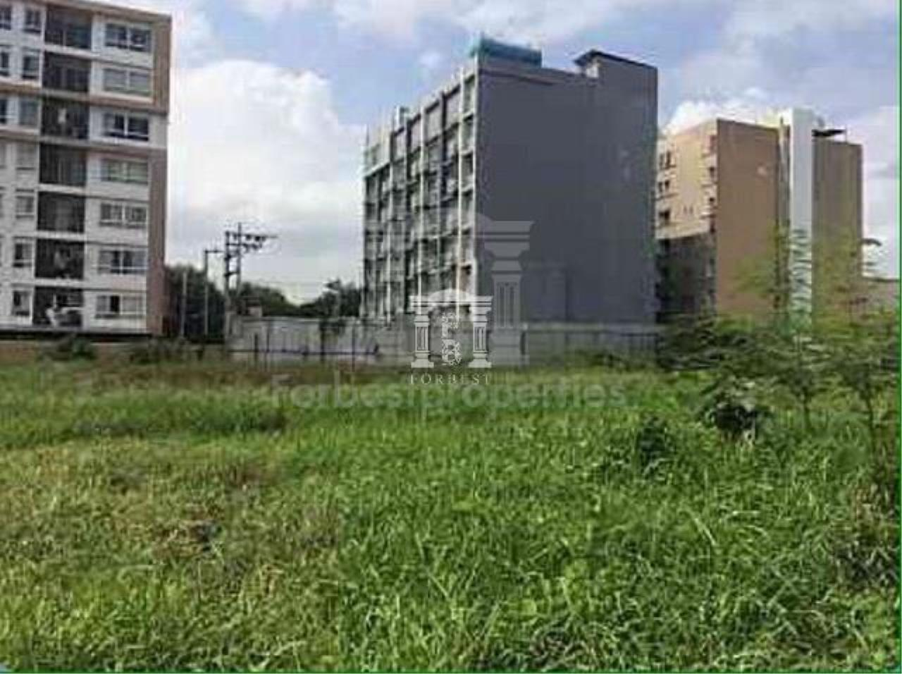 Forbest Properties Agency's 36737-Land for sale, on Srinakarin rd., 6 rai 264 sq.wa. 1