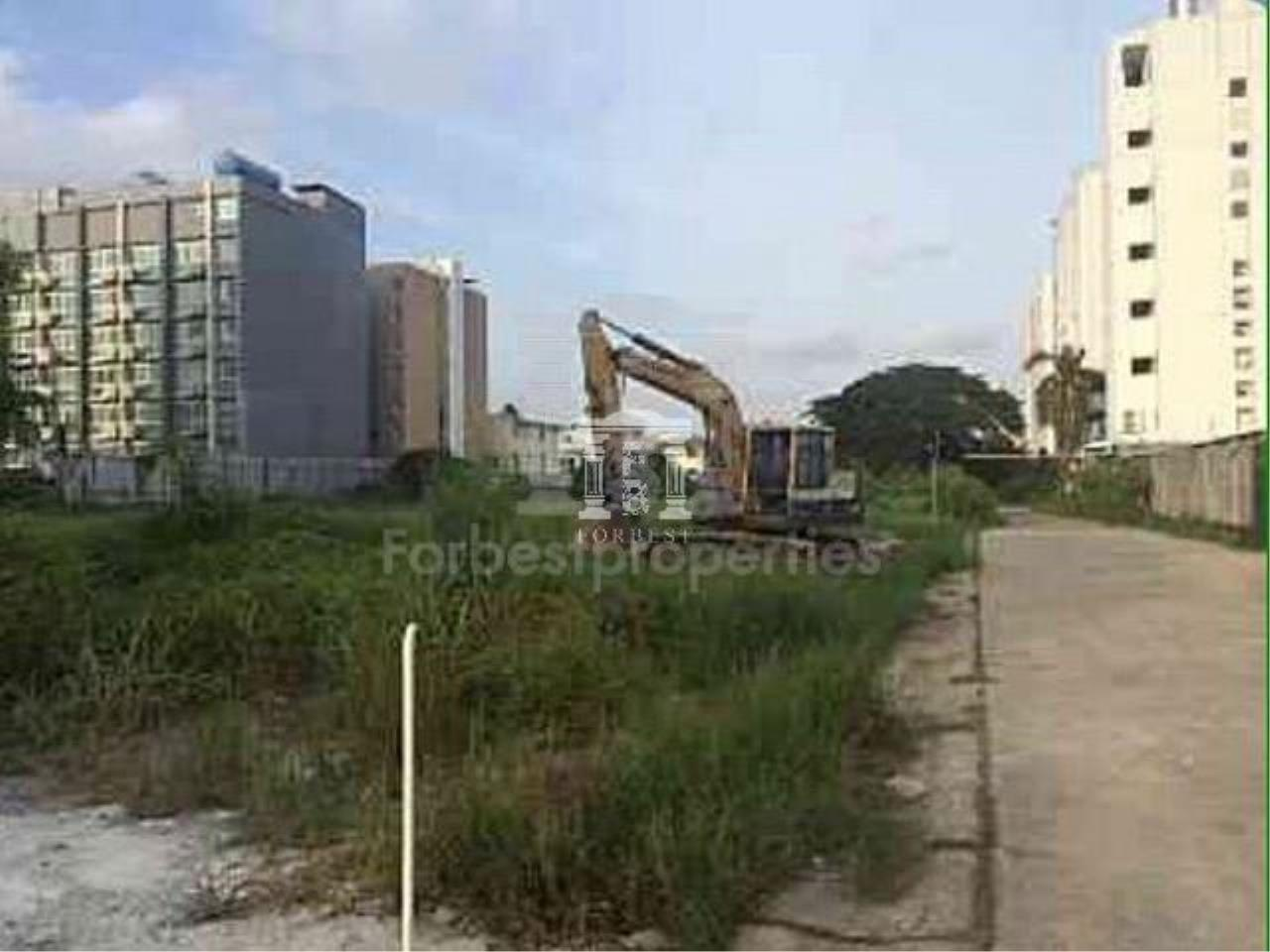Forbest Properties Agency's 36737-Land for sale, on Srinakarin rd., 6 rai 264 sq.wa. 2