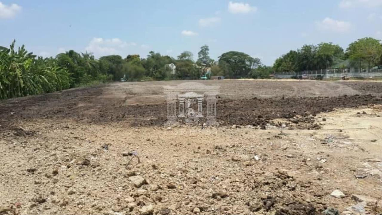 Forbest Properties Agency's 37286-Land for sale, on Borommaratchachonnani rd., 3 rai 305 sq.wa. 10
