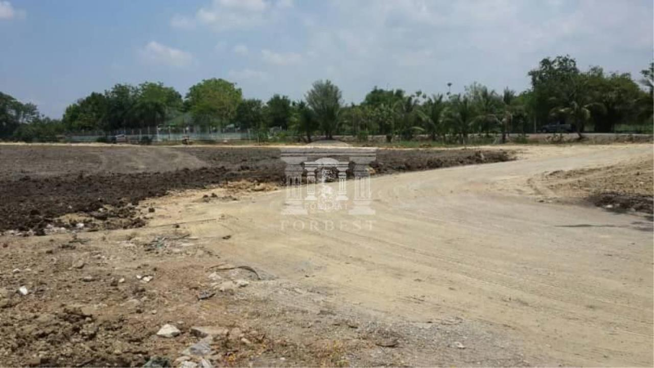 Forbest Properties Agency's 37286-Land for sale, on Borommaratchachonnani rd., 3 rai 305 sq.wa. 3