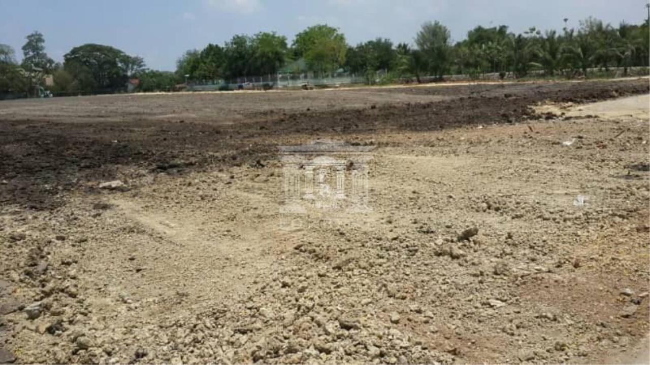Forbest Properties Agency's 37286-Land for sale, on Borommaratchachonnani rd., 3 rai 305 sq.wa. 5