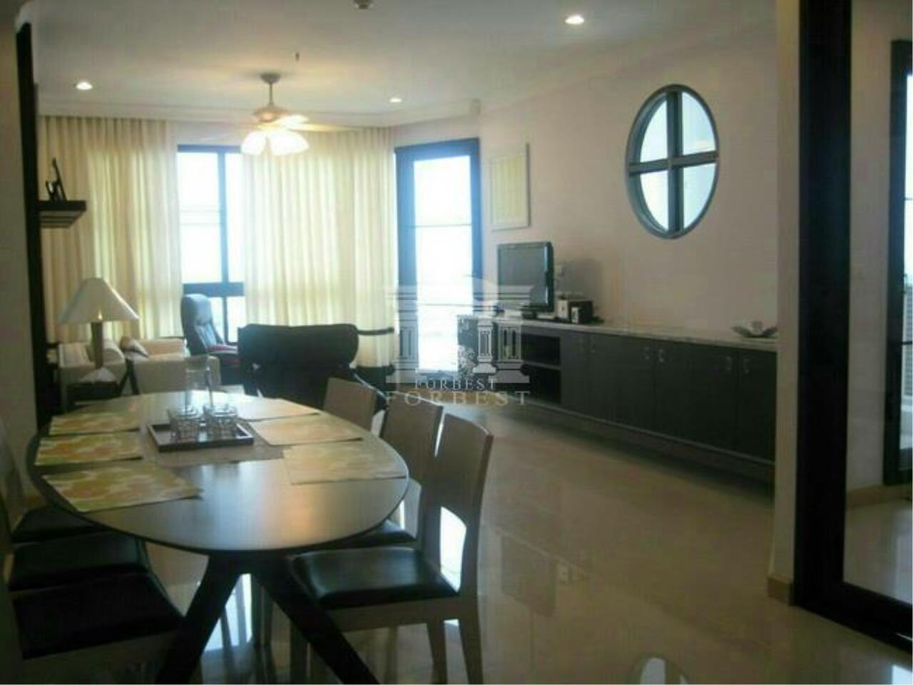 Forbest Properties Agency's 37227 - Supalai Casa Riva Thanon Tok Road, 114 Sq.m. 2 Bedrooms 5