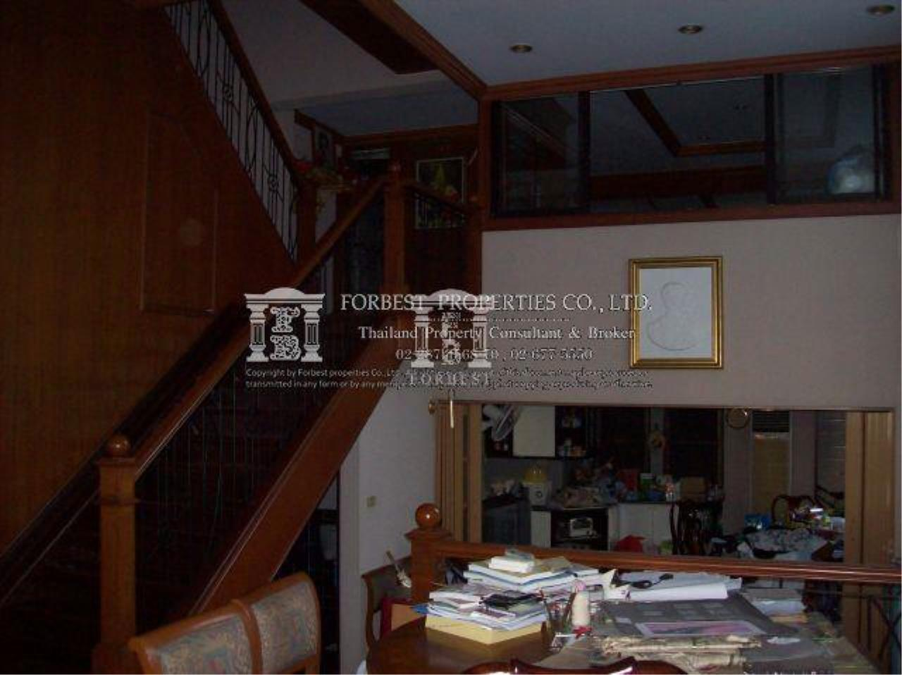 Forbest Properties Agency's 30266 - Townhouse for sale 4.5 stories Phaholyothin 5 Rd. 50 sq.w.. 3