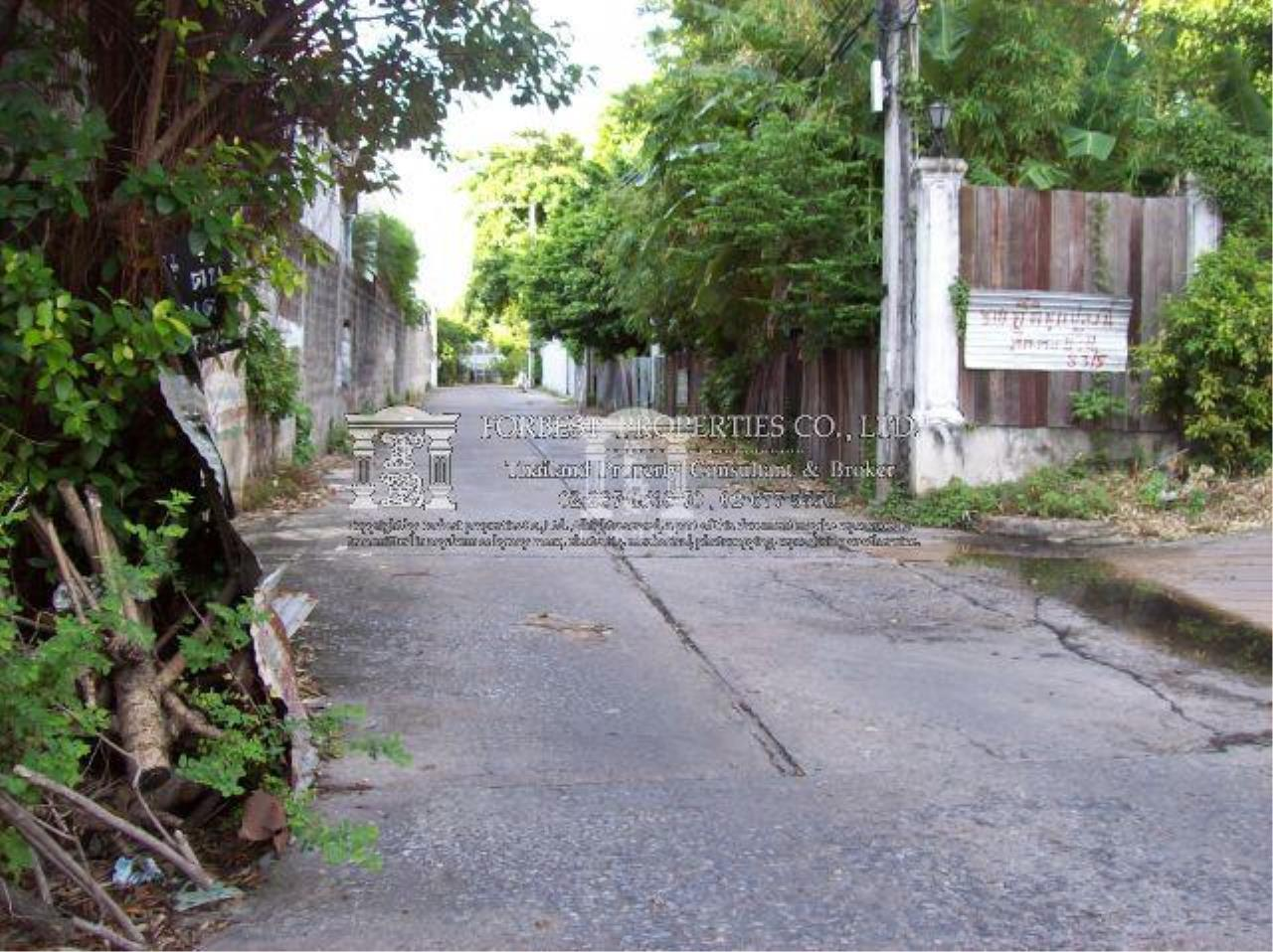Forbest Properties Agency's 30266 - Townhouse for sale 4.5 stories Phaholyothin 5 Rd. 50 sq.w.. 5