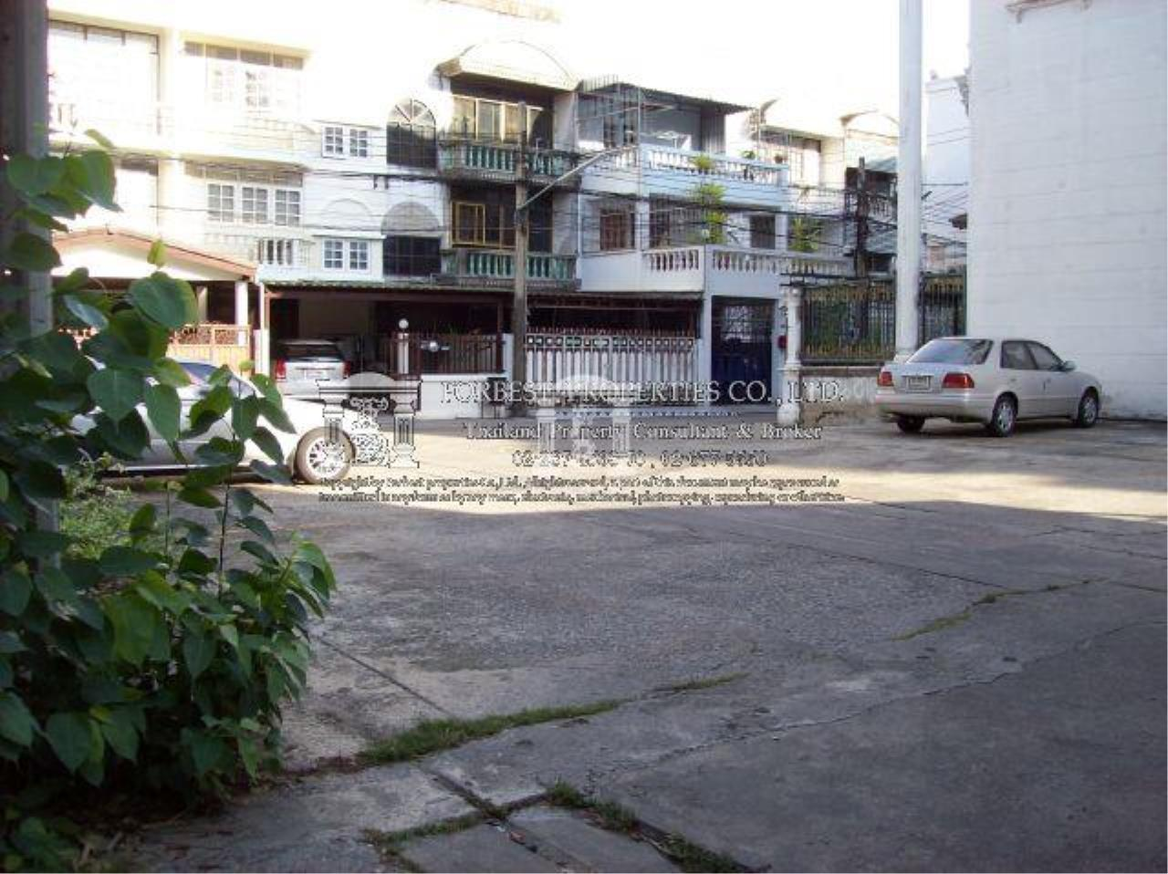 Forbest Properties Agency's 30266 - Townhouse for sale 4.5 stories Phaholyothin 5 Rd. 50 sq.w.. 6