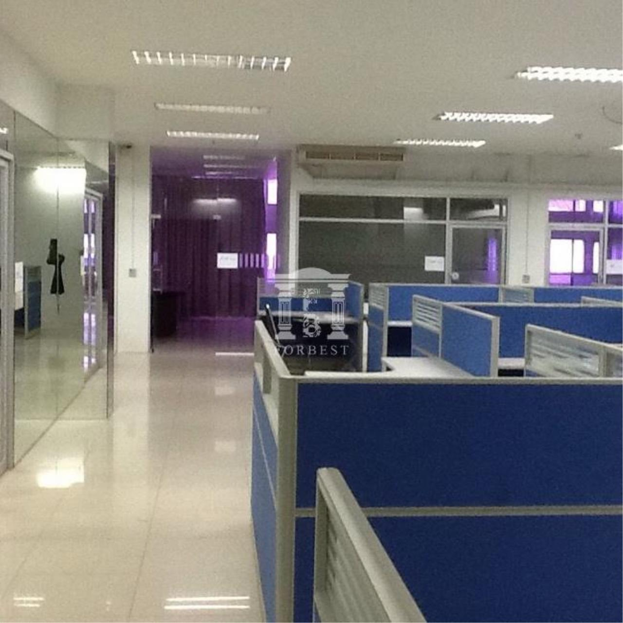 Forbest Properties Agency's 37157-Office building+warehouse for rent, on  Bang Khun Thian  rd., 5 rai 20 sq.wa. 5