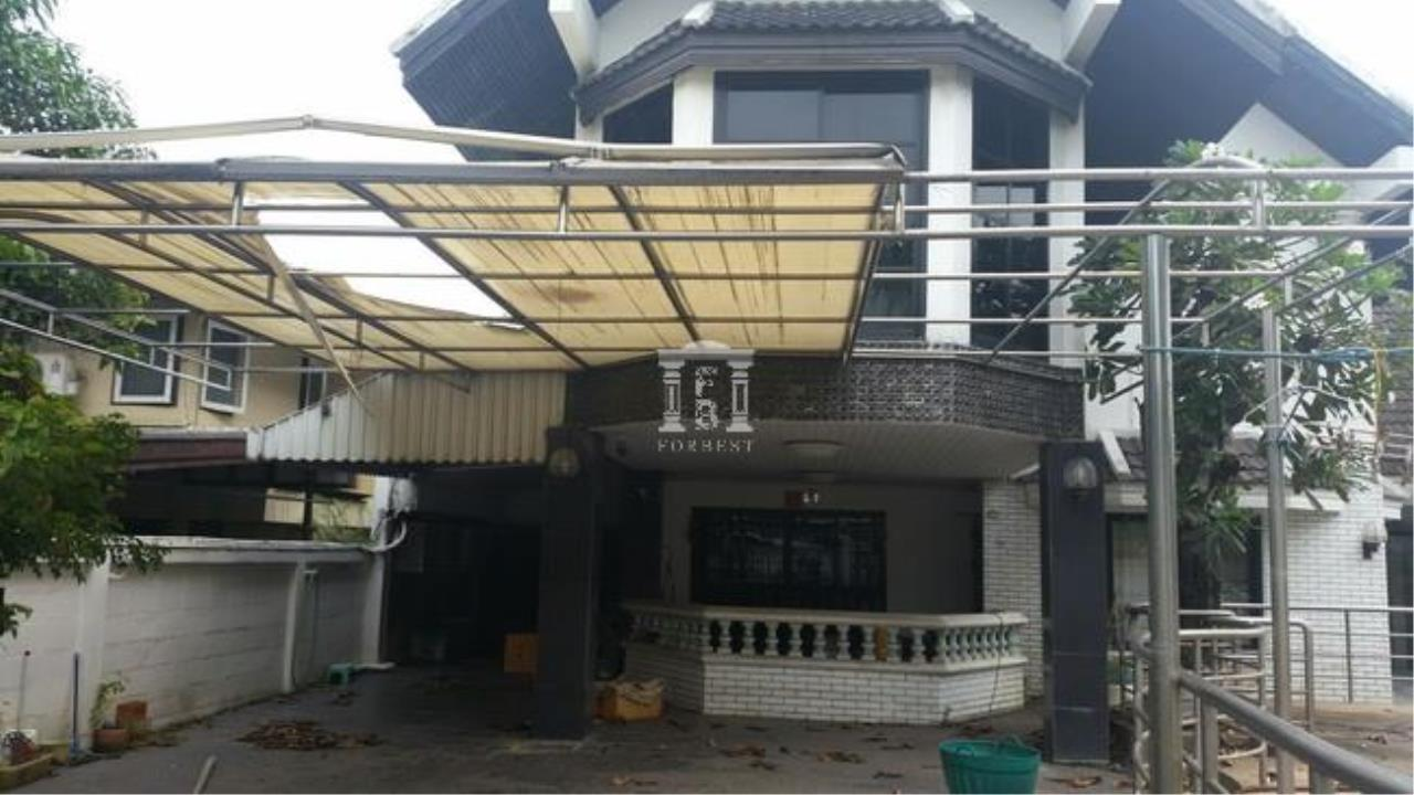 Forbest Properties Agency's 37572 - Detached House Tiwanon Road, 130 sq.w. 2