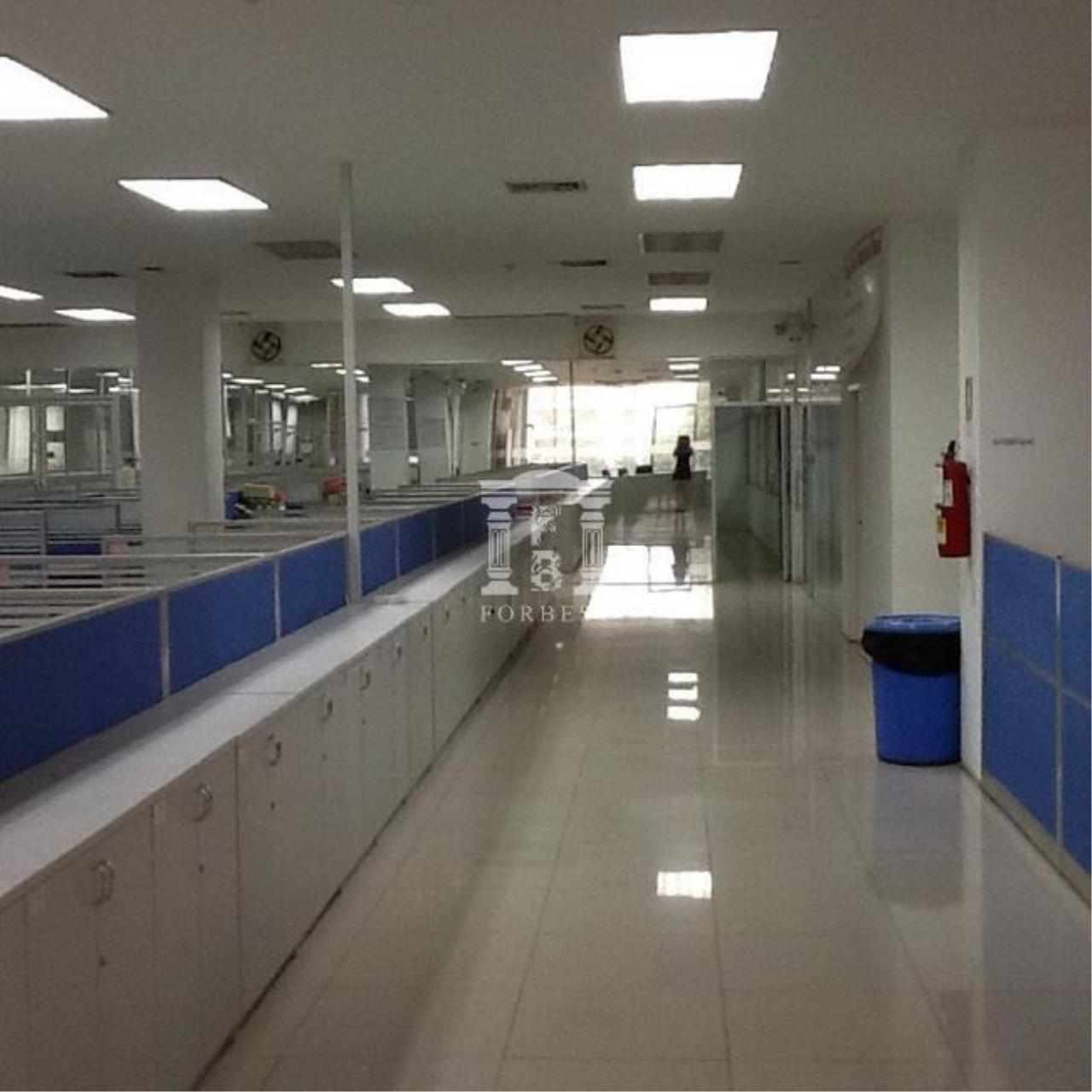 Forbest Properties Agency's 37157 - Commercial Building for Rent, 6th storiesr, Bang Khun Thian Road, 5 Rai, 20 sq.w. 1