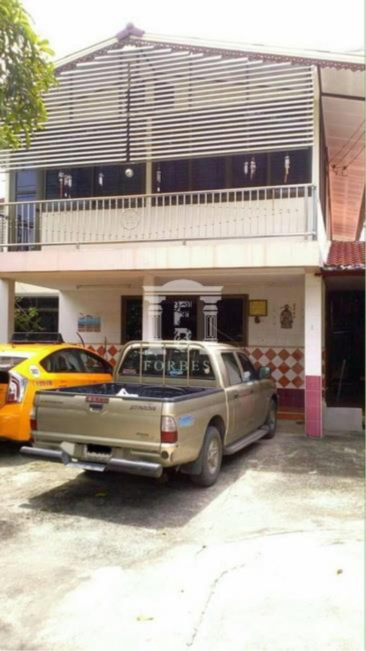 Forbest Properties Agency's 37475 - Single house 2 stories Ratchadapisek 30 Road. 117 sq.w. 3