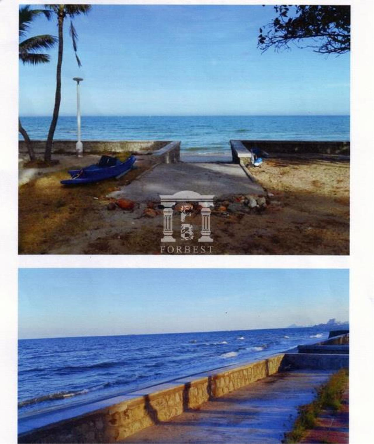 Forbest Properties Agency's 37556-Land for sale, in Hua hin district, Prajuabkeereekhun province, 1 rai 96 sq.wa. 2