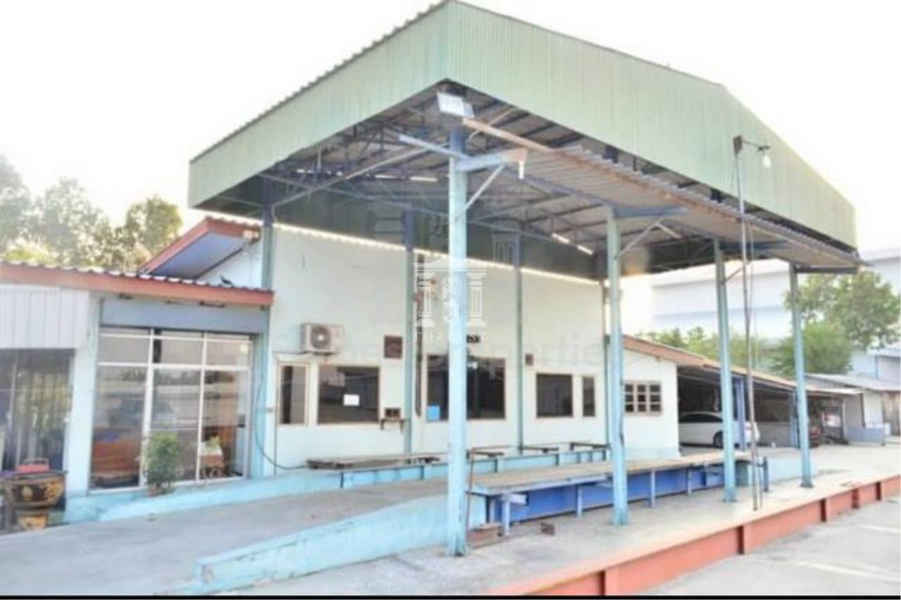Forbest Properties Agency's 36537- rice mill for sale, in Suphanburi province, 37 rai 86 sq.wa. 7