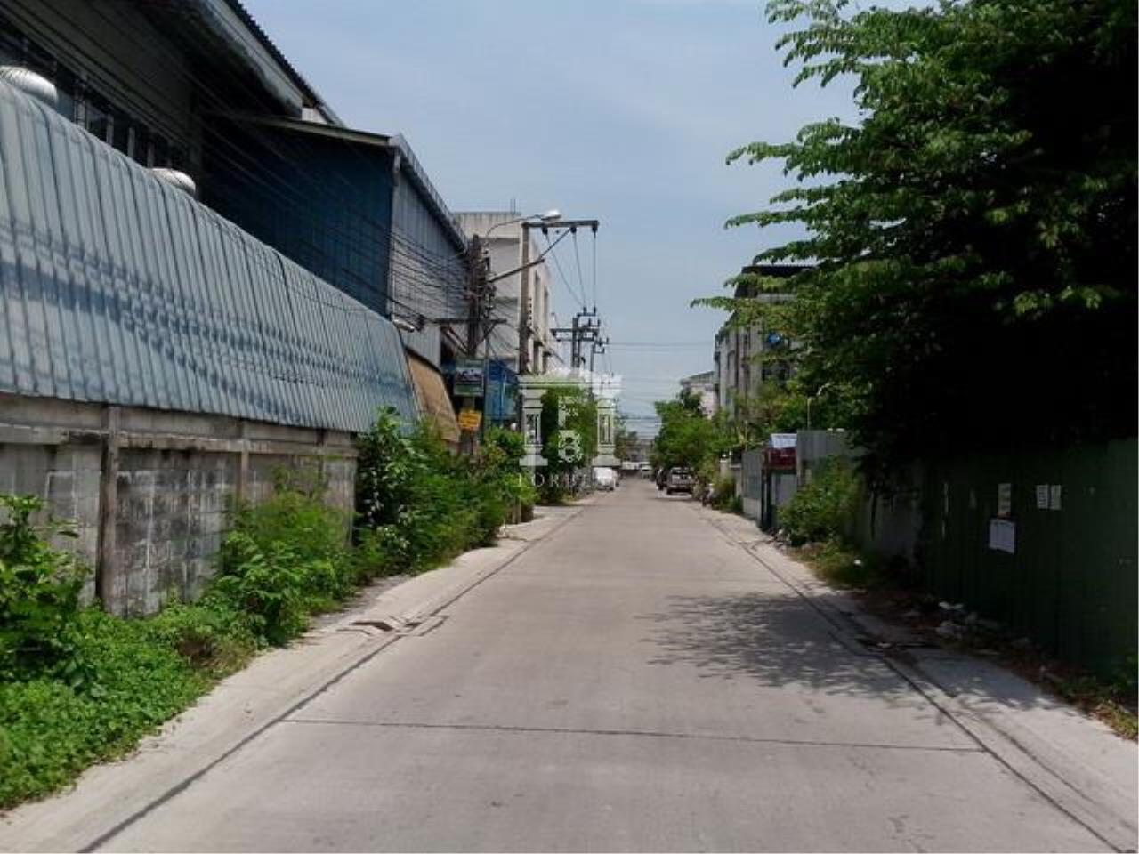 Forbest Properties Agency's 37464-Land for sale, on Sukhumvit 107 road, 345 sq.wa. 2