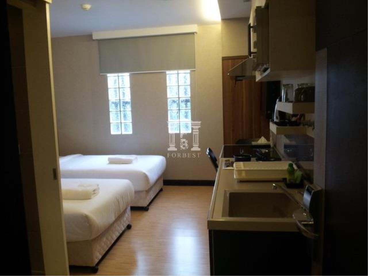 Forbest Properties Agency's 32541 - Service Apartment Sukhumvit 41 Plot size 73 Sq.w. 5