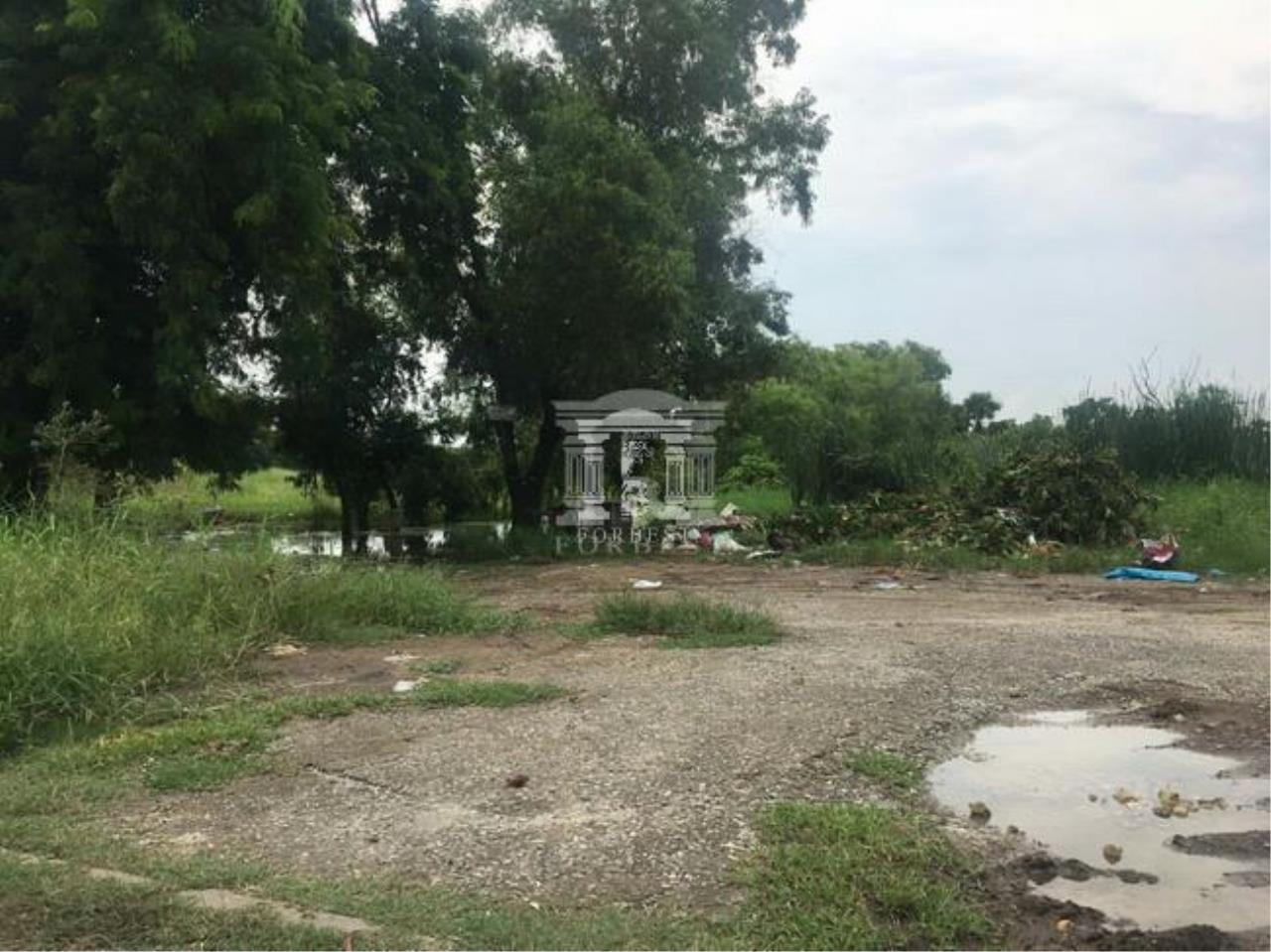 Forbest Properties Agency's 37674-Land for sale, on Chaengwattana rd., 46 rai 9 sq.wa. 2