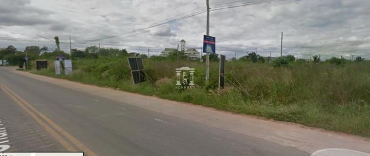 Forbest Properties Agency's 37574-Land for sale, on Srichan road, in Khon Kaen province, 45 rai 298.80 sq.wa. 1