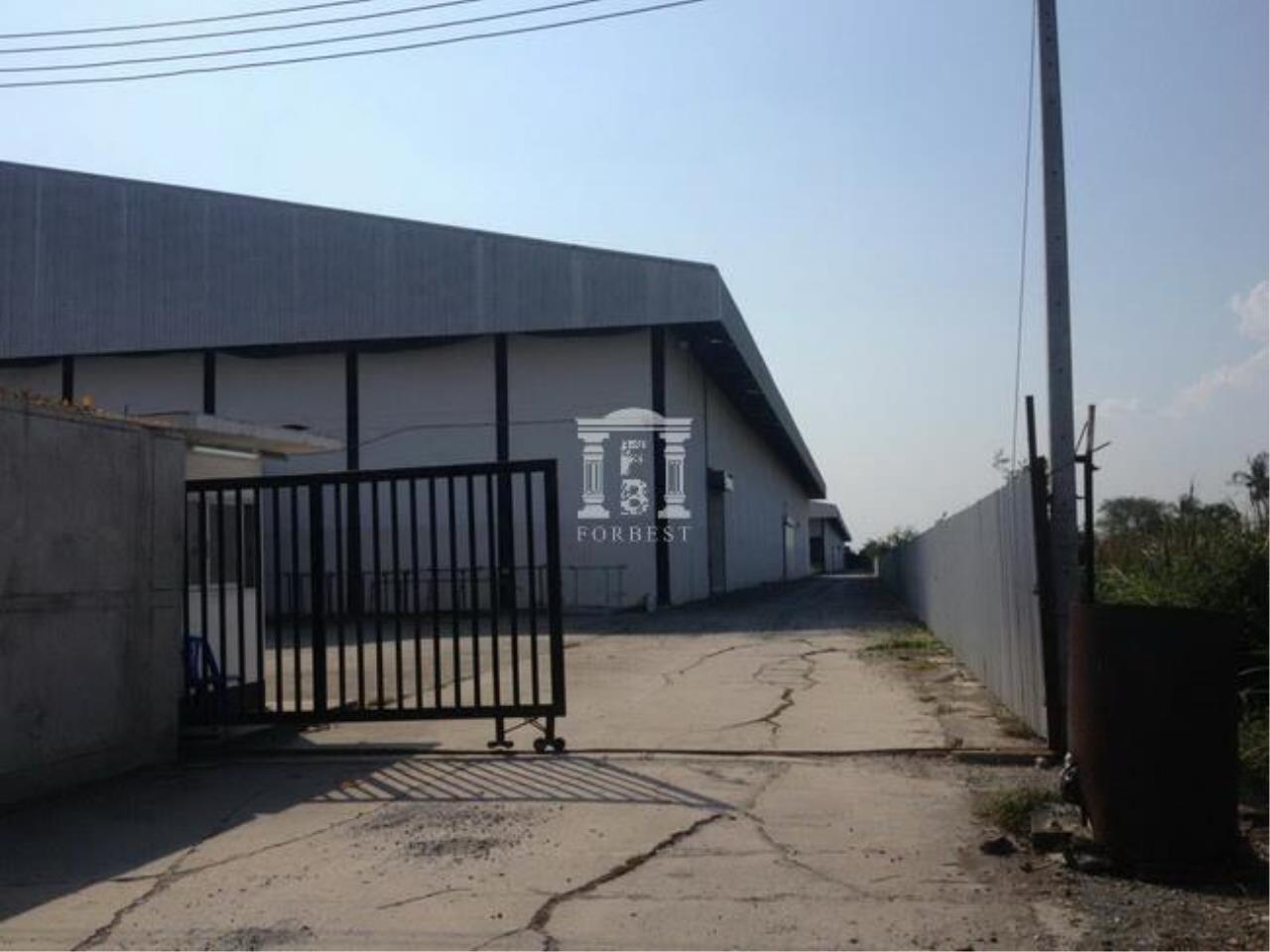 Forbest Properties Agency's 37544-Warehouse, on Namdeang-Klongprawet road, 9 rai 356 sq.wa. 2