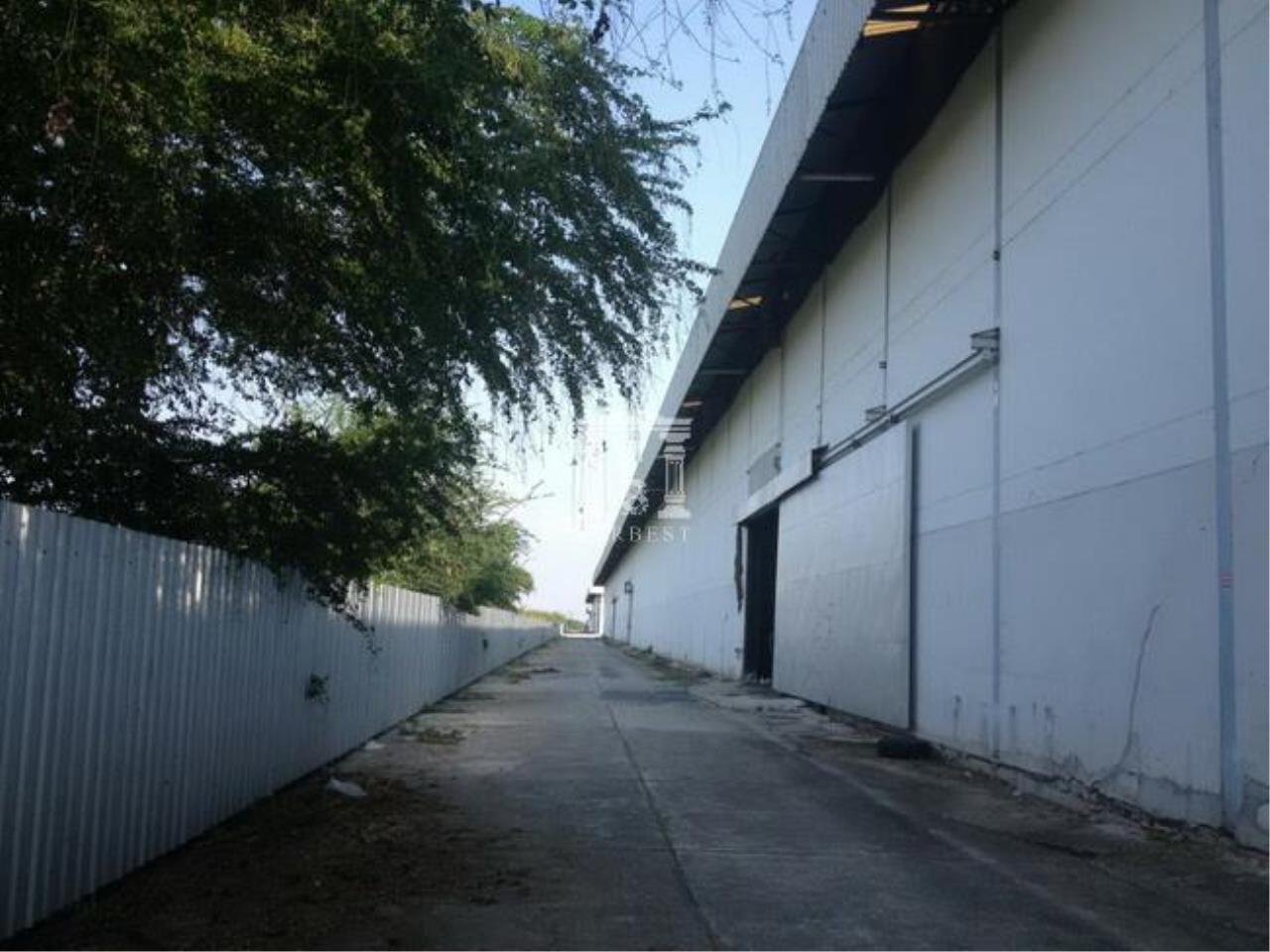 Forbest Properties Agency's 37544-Warehouse, on Namdeang-Klongprawet road, 9 rai 356 sq.wa. 3