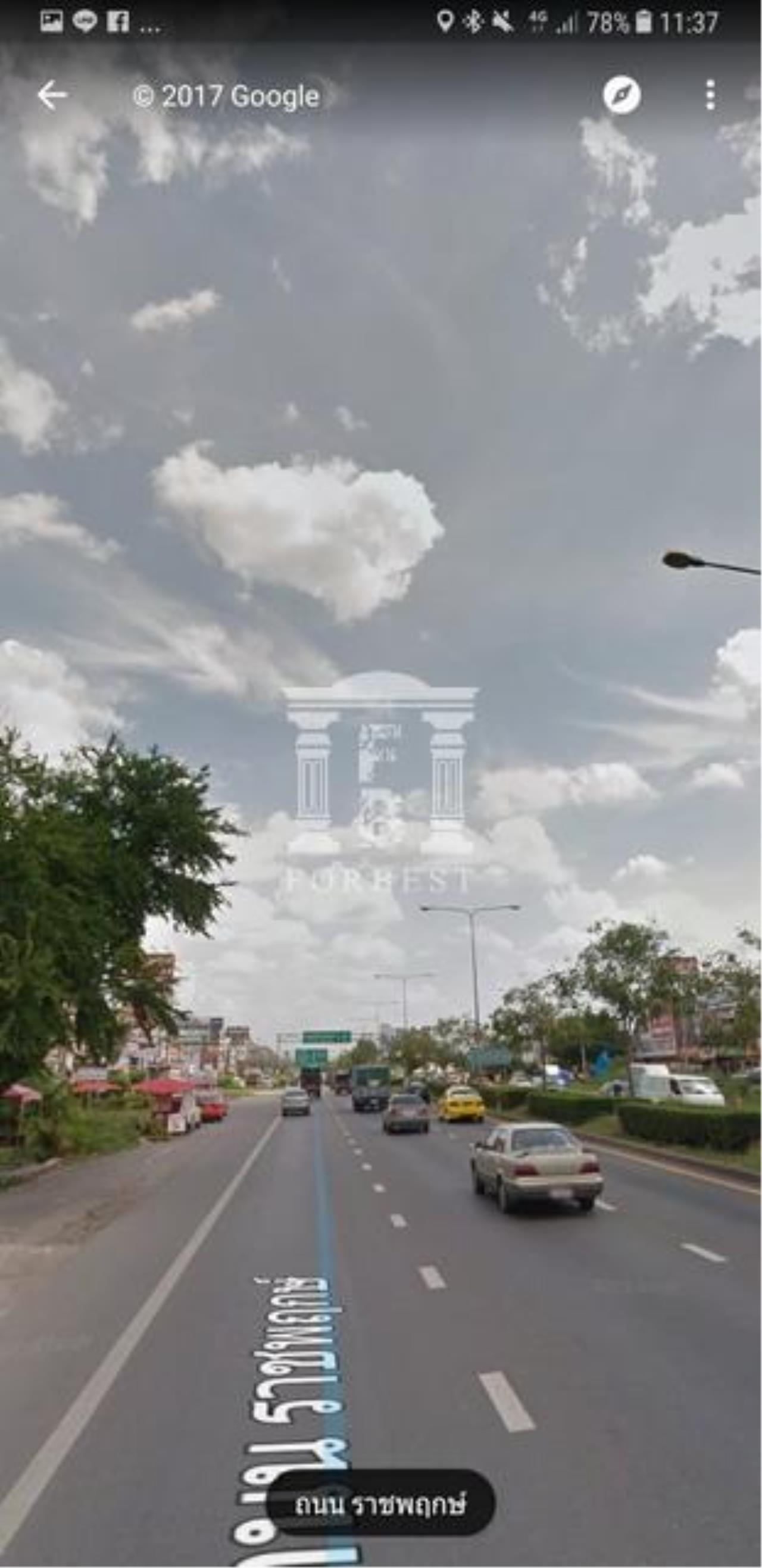 Forbest Properties Agency's 37693-Land for sale, on Ratchaphruek road, 4 rai 355 sq.wa. 4
