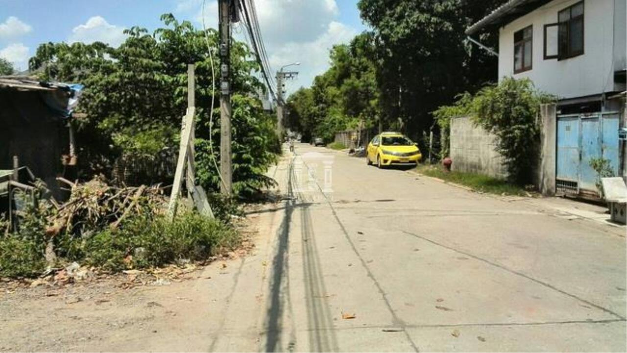 Forbest Properties Agency's 37683-Land for sale, on Krungthep-Non rd, 1 rai 85 sq.wa. 2