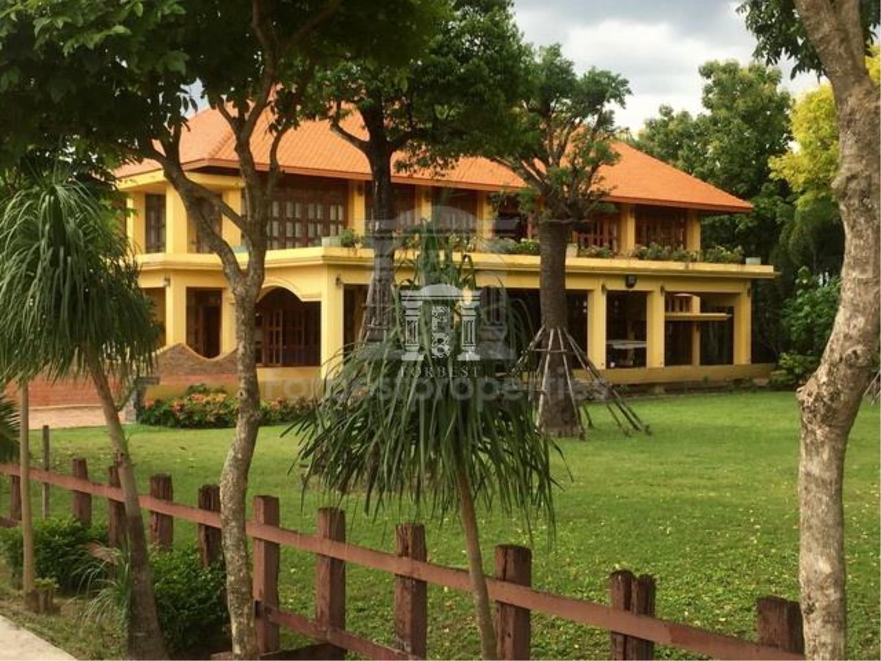 Forbest Properties Agency's  37723 - Single House Pak Chong , Khao Yai, Nakhon Ratchasima 16 rai 50 sq.w. 4