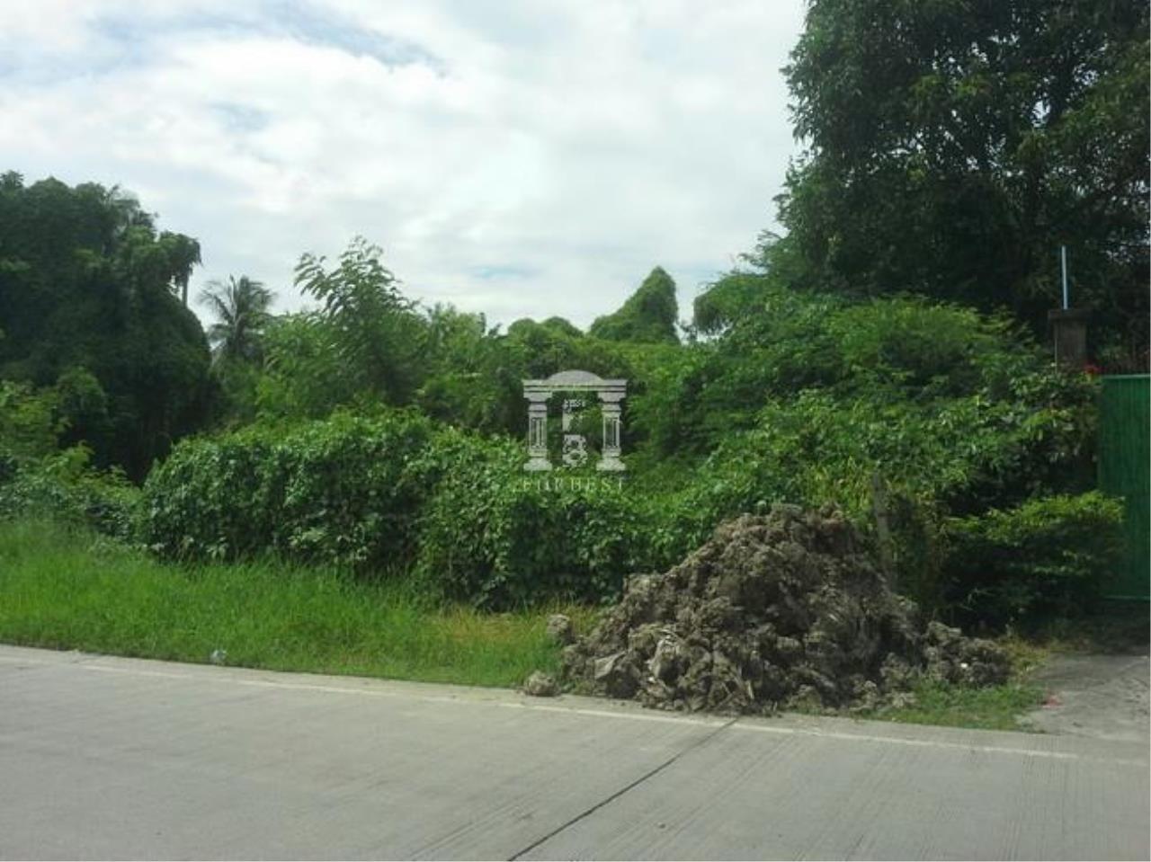 Forbest Properties Agency's 37530-Land for sale, on Nakornin rd., 2 rai 91 sq.wa. 6