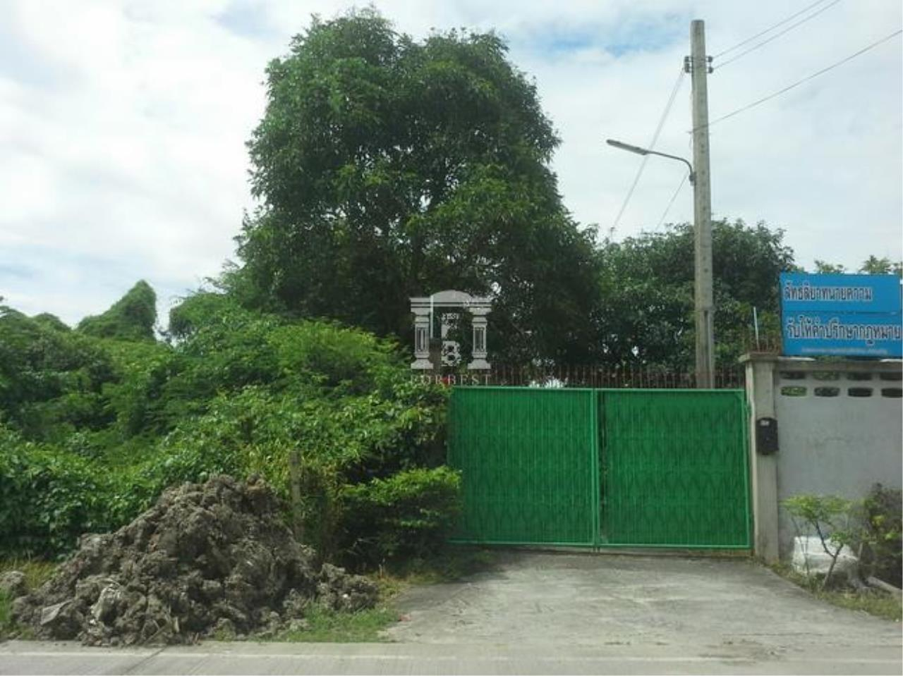 Forbest Properties Agency's 37530-Land for sale, on Nakornin rd., 2 rai 91 sq.wa. 7